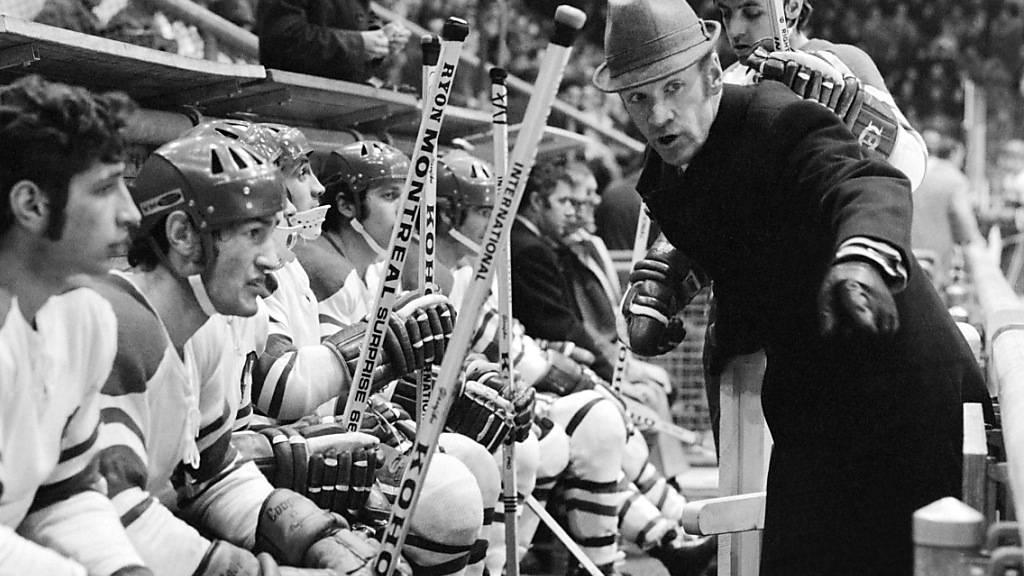 Gaston Pelletier war auch Trainer der Schweizer Nationalmannschaft