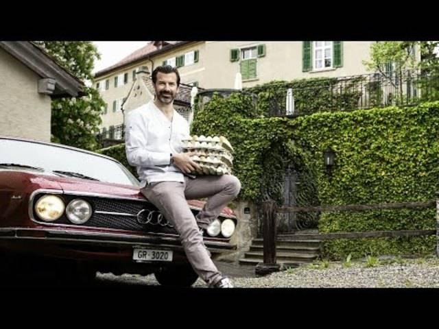 #VERLIEBTindieSCHWEIZ: Andreas Caminada, Spitzenkoch mit 3 Michelin-Sternen