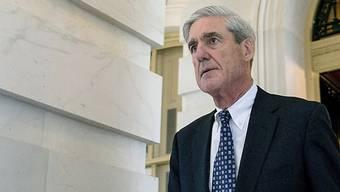 Stand offenbar kurz vor seiner Entlassung: US-Sonderermittler Robert Mueller. (Archivbild)