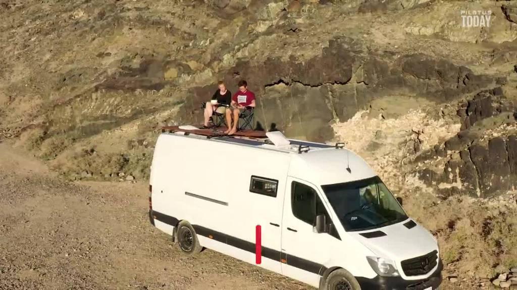 Luzerner Paar auf Reisen: «Wenn wir heute nicht ankommen, dann morgen»