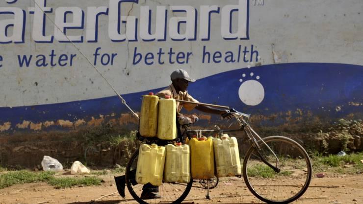 Hilfsorganisationen waren davor, Gelder zulasten der Entwicklungshilfe in die Bekämpfung der Flüchtlingskrise zu stecken. (Symbolbild)