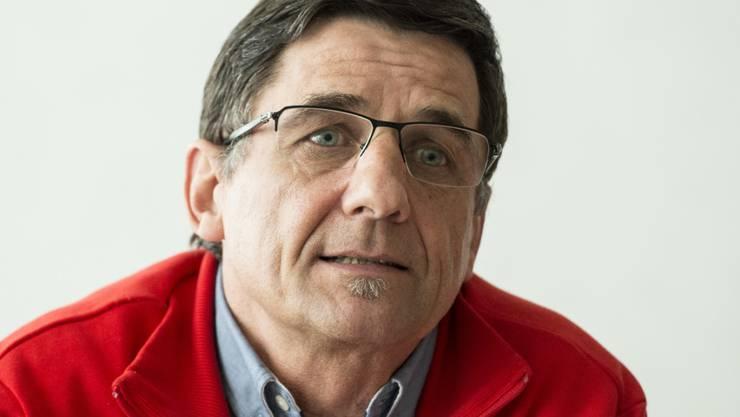 Peter Haas, Chef Leistungssport von Swiss Athletics, hat hohe Erwartungen an sein Team