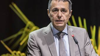 Aussenminister Ignazio Cassis will die Entwicklungszusammenarbeit neu ausrichten. (Archivbild)