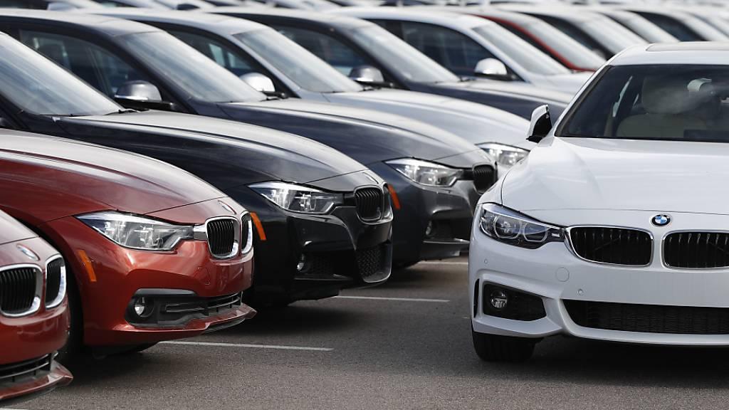 BMW ruft in USA über 300'000 Autos zurück