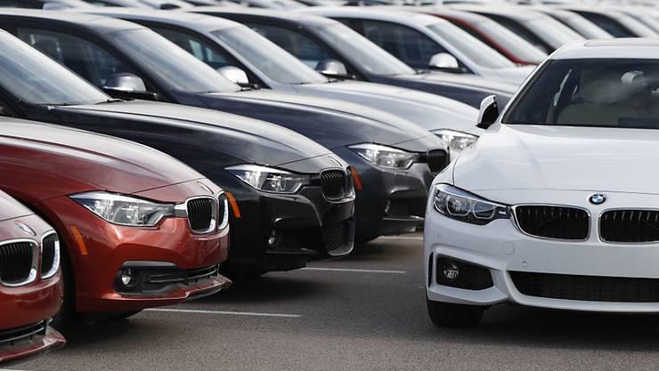 Der Autobauer BMW musste in den USA Autos zurückrufen (Archivbild).