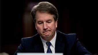 Brett Kavanaugh muss um seine Nomination für den das Oberste Gericht fürchten.