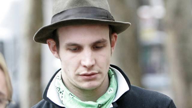 Blake Fielder-Civil, der Ex-Mann von Amy Winehouse, hat Ärger mit der Justiz (Archiv)