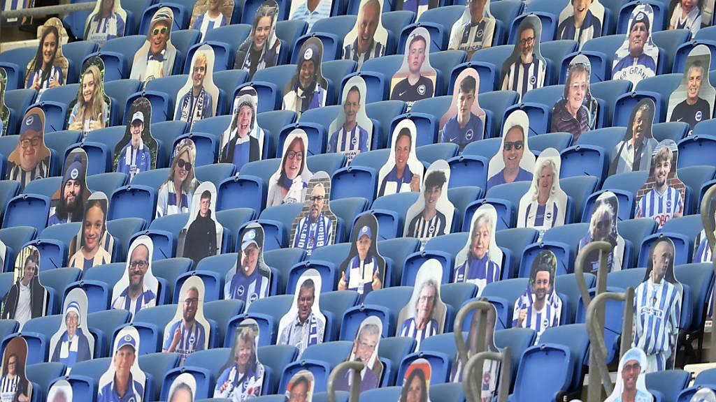 Arsenal verliert nach Führung in Brighton