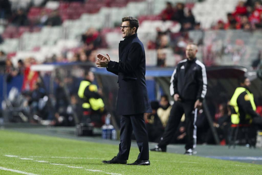 FC Basel - Benfica Lissabon (© Keystone)