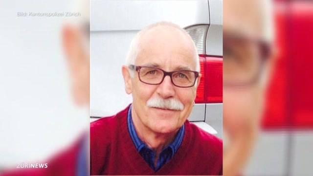 Der vermisste und inzwischen für tot erklärte Gino Bornhauser.