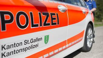 In St. Gallen läuft ein Polizeieinsatz wegen eines Gewaltdelikts. Nähere Angaben konnte die Polizei noch nicht machen. (Themenbild)