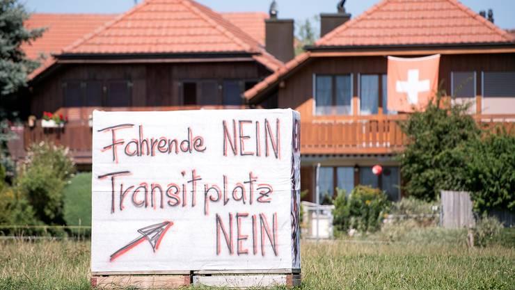 Von der BDP ins Parlament gehievt: Der Widerstand aus Wileroltigen BE.