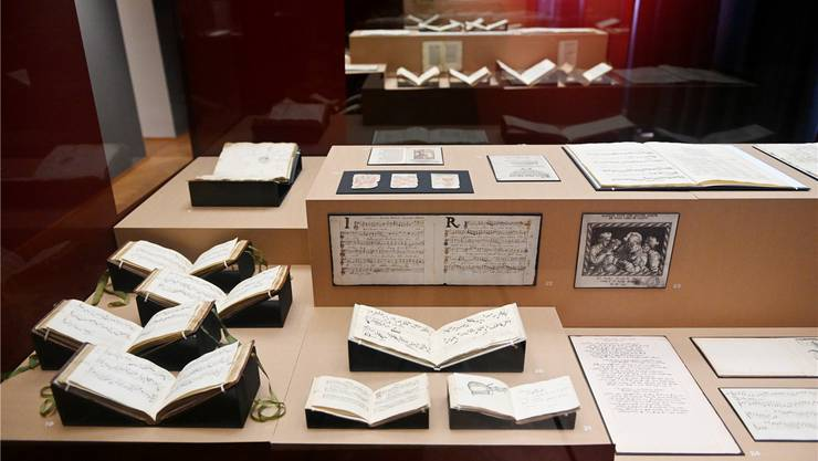 Pioniertaten zu Beginn der Buchdruck-Ära: Einige der ältesten Musikbücher der Welt sind in Basel erhalten geblieben und werden nun erstmals gezeigt. zvg