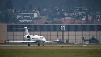 In Dübendorf will der Bund einen Flugplatz für Privatfliegerei erstellen.