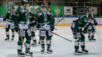 Eishockey, Swiss League, 12. Runde, EHC Olten - HC Ajoie  (15. September 2019)