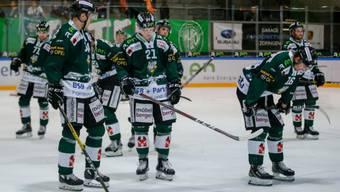Eishockey, Swiss League, 12. Runde, EHC Olten - HC Ajoie  (15. September 2019)
