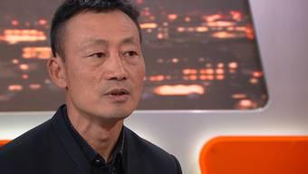 «Es wäre schön, wenn meine Geschichte auch anderen Menschen Mut macht»: Offen und ausführlich sprach Donghua Li in der Sendung «TalkTäglich» über den Tod seines Sohnes.
