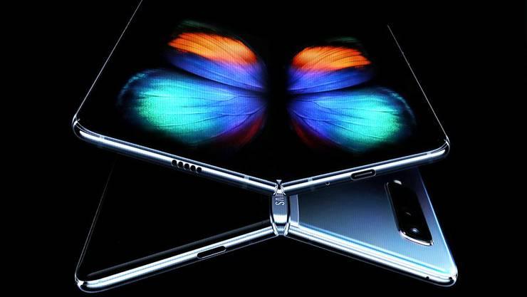 Das Fold von Samsung.