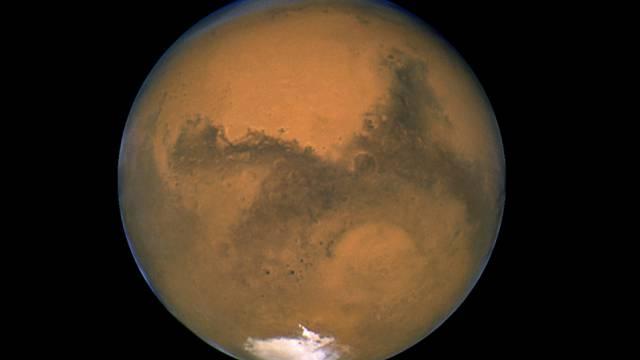 Eine Reise zum Mars ist möglich (Archiv)