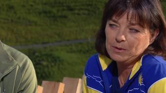 Nach 25 Jahren verlor Monika Fasnacht ihren Job beim Schweizer Radio und Fernsehen. Im «SommerTalk» auf Tele Züri am Mittwochabend stellte sie einen prominenten Vergleich an.