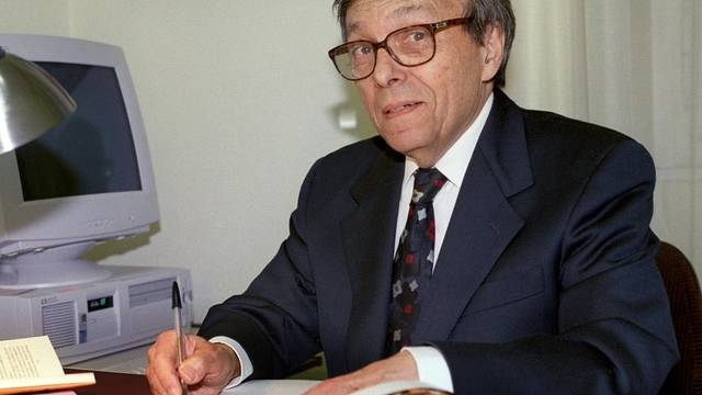 Jean Starobinski wird im November 90 Jahre alt (Archiv)