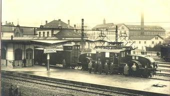 Die Wiesentalbahn wird 150 Jahre alt