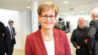 Befreiungsschlag nicht gelungen: FDP-Regierungsrätin Pegoraro. MTO