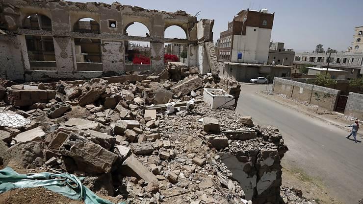 Saudi-Arabien hat eine Waffenruhe für Jemen angekündigt. (Archivbild)