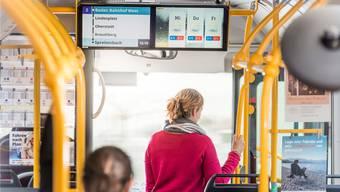 4070 Fahrgäste der Regionalen Verkehrsbetriebe Baden-Wettingen wurden letztes Jahr ohne gültiges Ticket erwischt.