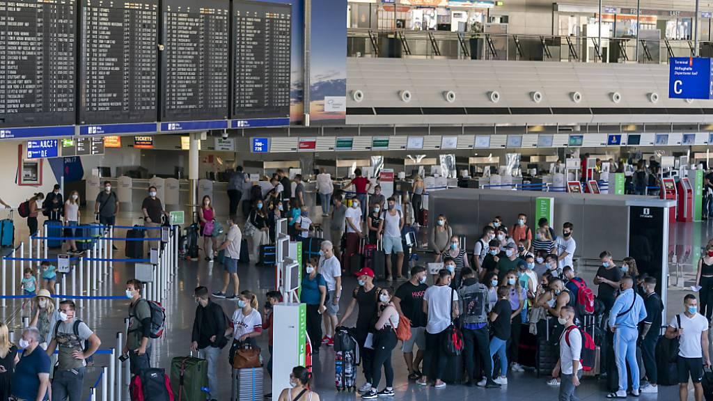 Corona-Krise wirft Frankfurter Flughafen auf Niveau von 1984 zurück. (Archiv)