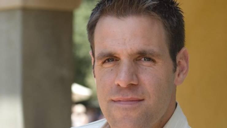 """Unser Mann in Hollywood: Der Gommiswalder Simon Otto arbeitet zur Zeit als Chef-Animator bei Dreamworks am dritten Teil der """"Drachenzähmen leicht gemacht""""-Serie. (Pressebild)"""