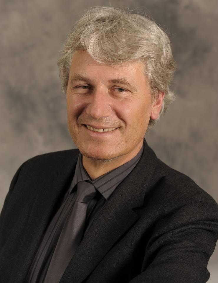 Philipp Hübner, Leiter des Kantonslabors Basel-Stadt