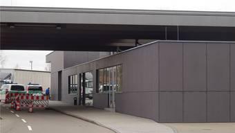 Der Zoll in Laufenburg soll schon bald keine Waren mehr abfertigen. Archiv