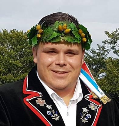 Patrick Räbmatter.