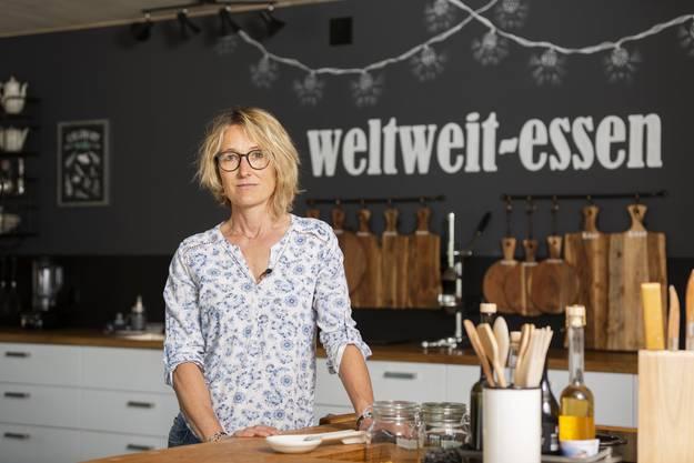 """Susanne Hochuli und ihr Start-up """"Weltweit essen"""": Nach dem Lockdown kann es richtig losgehen."""