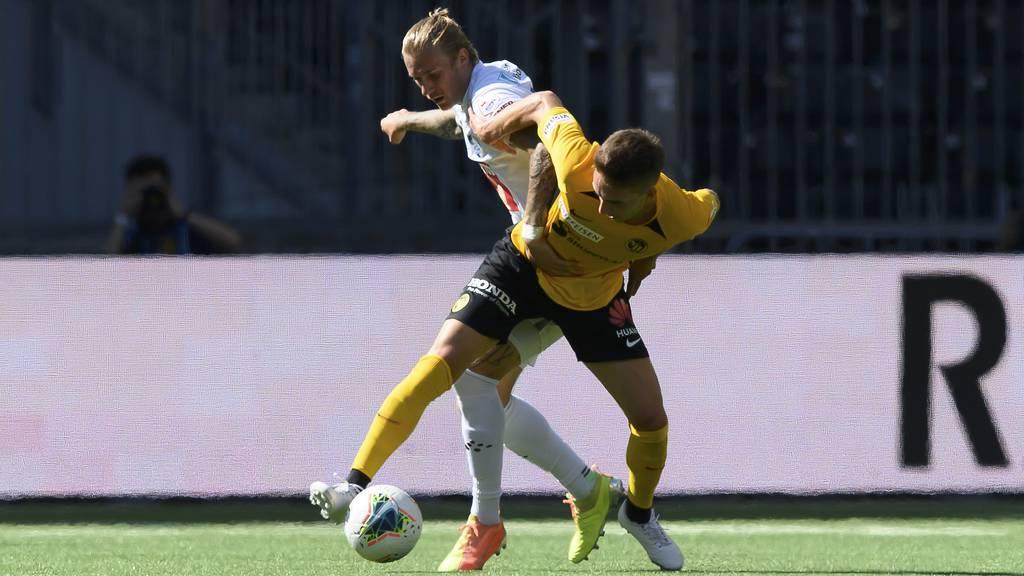 Leader YB gewinnt gegen den FC Luzern