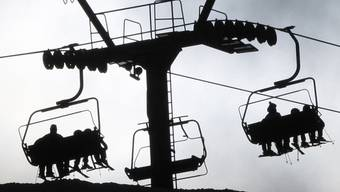 Ort des Unglücks war ein Sessellift in den französischen Alpen (Symbolbild)