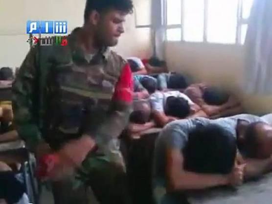 Gewalttätiges Regime in Syrien (Archiv)