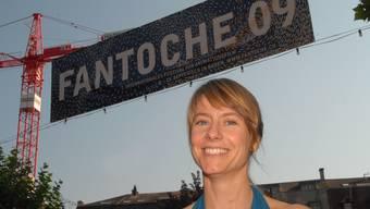 Schön: «Das Interesse an Fantoche ist gross», freut sich Duscha Kistler, Künstlerische Leiterin. (w. schwager)