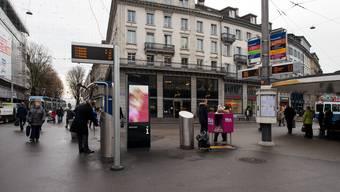 Werbeanlagen Zürich