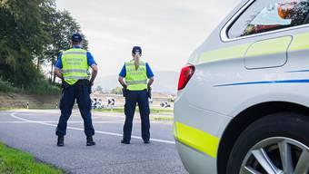 In Winterthur wurde von der Kantonspolizei eine Verkehrskontrolle durchgeführt. (Symbolbild)