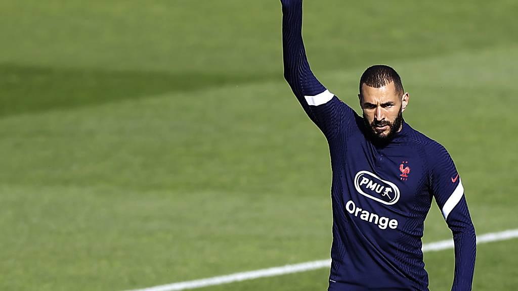 Karim Benzema ist wieder anwesend und soll eine Hauptrolle spielen