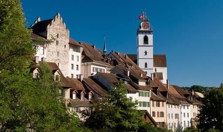 Aargau Hauptstadt