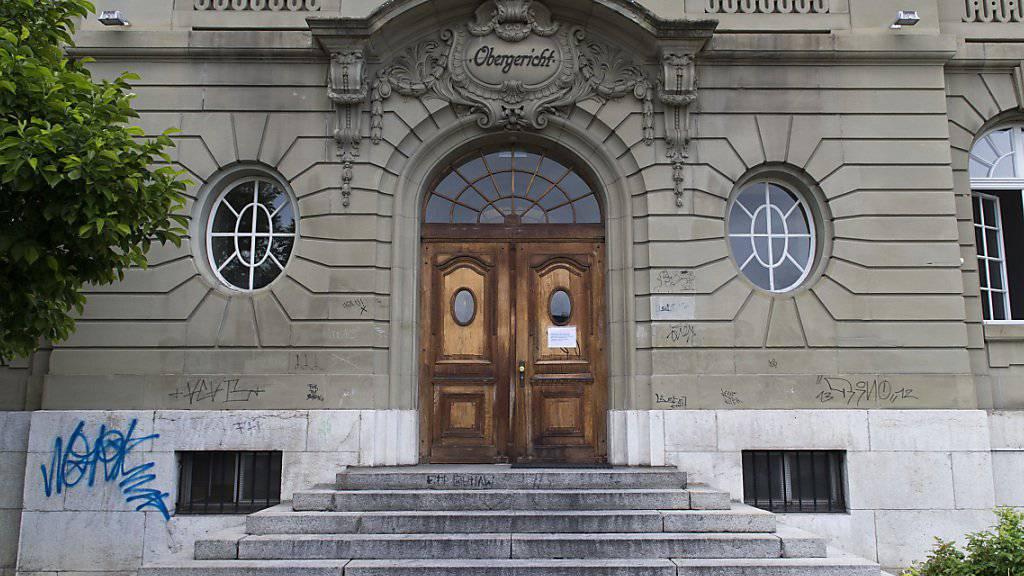 Wird sich in zweiter Instanz mit dem Fall Rapper gegen Rickli befassen: das Berner Obergericht. (Archivbild)