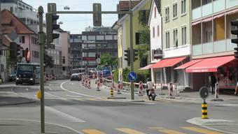 Hindernisparcours auf den Strassen: Das sind die zahlreichen Baustellen im Limmattal