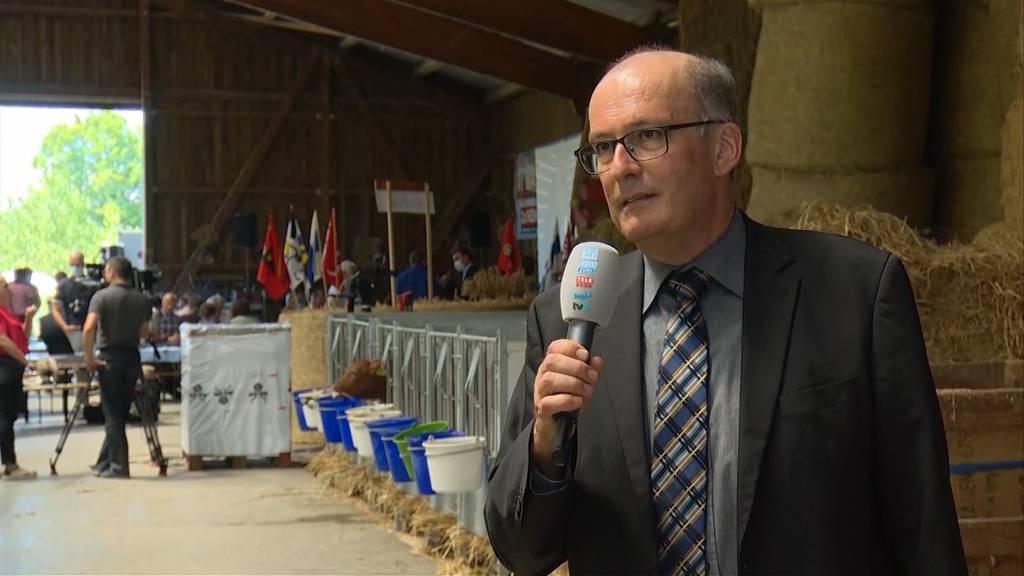 Bio-Bauer Markus Ritter: «Die Agrar-Initiativen waren viel zu radikal»