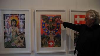 «Zeitreise 1914 - 2014» - Ausstellung in der Kunstgalerie Bachlechner