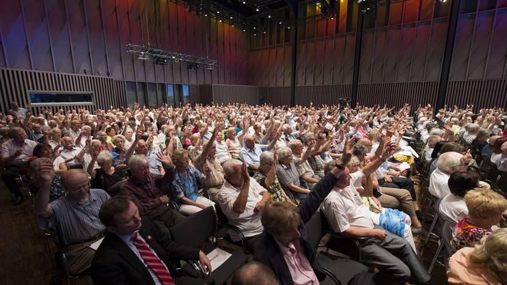 Die Stadtcasino-GV gab dem vergrösserten Verwaltungsrat den Segen.