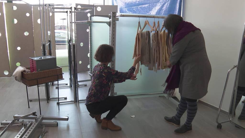 Spendenaufruf: Caritas öffnet ersten secondhand Kleiderladen