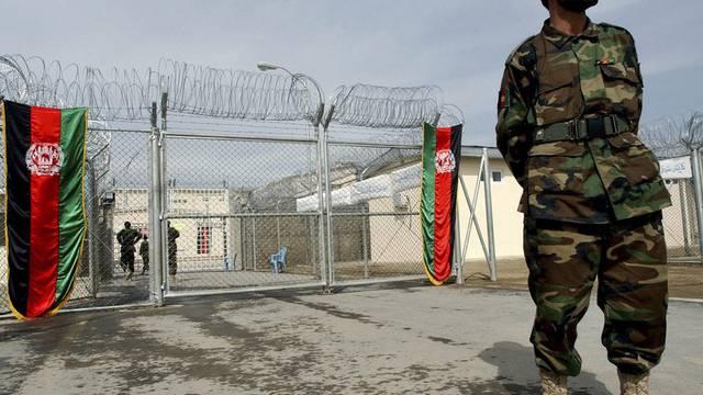 Wird hinter den Toren dieser Kabular Anstalt gefoltert? (Archiv)